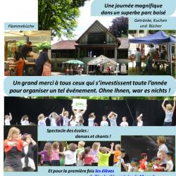 fête des écoles ABCM de Mulhouse et Lutterbach juin 2015